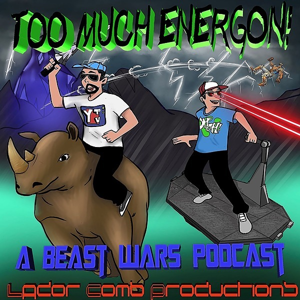 TOO MUCH ENERGON! on Spotify