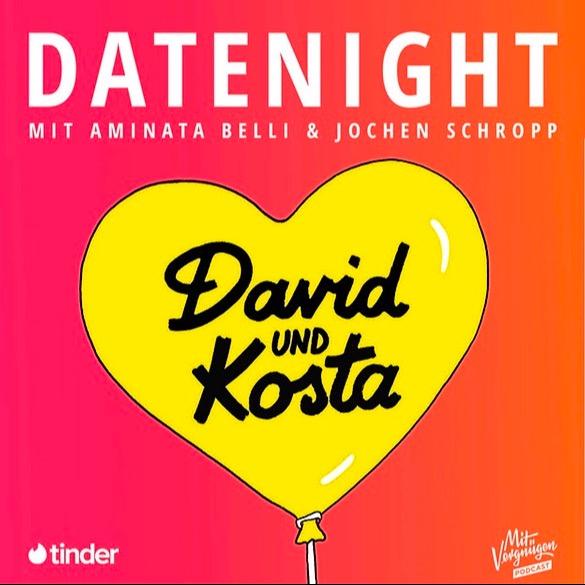 DAVID LOVRIC 🎙 Tinder Datenight Podcast  Link Thumbnail | Linktree