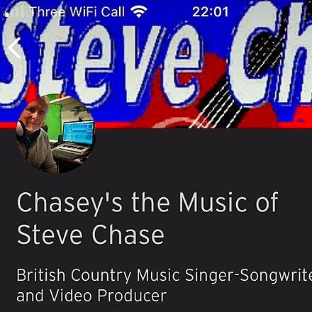 Steve Chase Singer Songwriter Soundcloud Link Thumbnail | Linktree