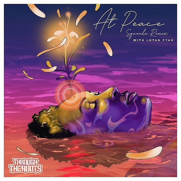 """@Throughtheroots LISTEN NOW: """"At Peace remix"""" ft. Lutan Fyah & Squeeda Link Thumbnail   Linktree"""