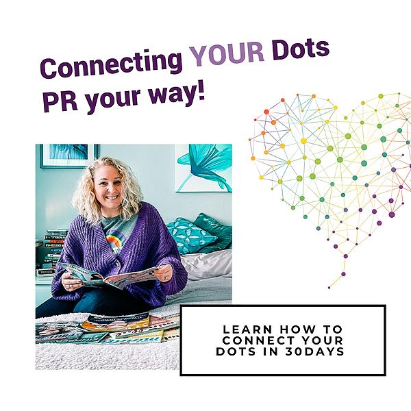 Connecting YOUR Dots Online PR Course