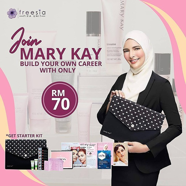 @Chrissella 🤝 Berminat join member Mary Kay Link Thumbnail | Linktree