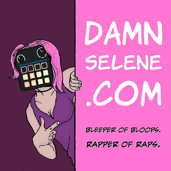 Damn Selene Bandcamp Link Thumbnail | Linktree