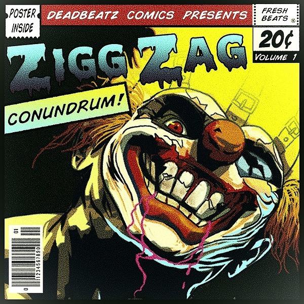@ziggzagmusic Conundrum | Listen Now. Link Thumbnail | Linktree