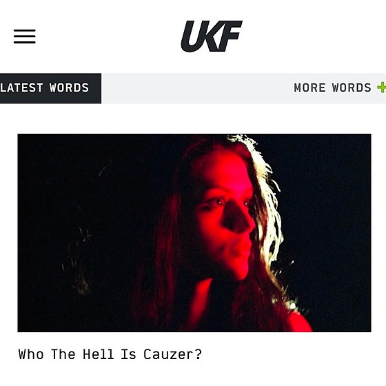 Cauzer UKF: Who The Hell Is Cauzer?  Link Thumbnail | Linktree
