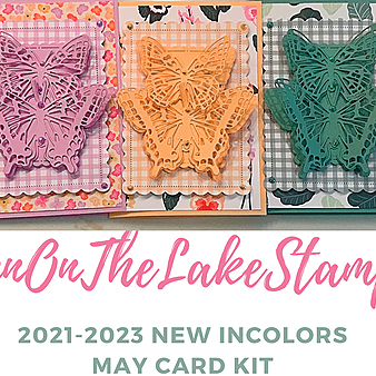 2021-2023 New InColors May Card Kit