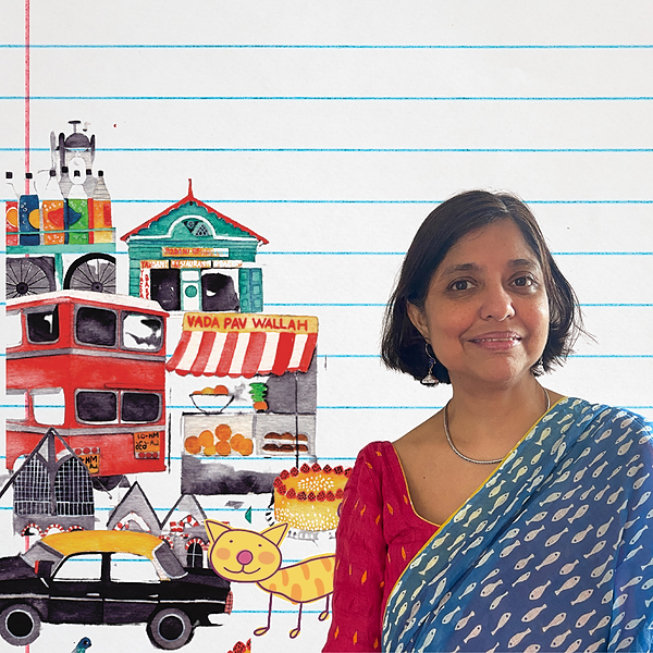 #Writing4Kids: Cities And Stories : An Online Workshop by Shabnam Minwalla