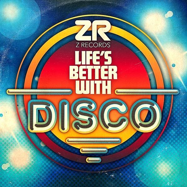 @Zrecordsuk Life's Better With Disco Link Thumbnail | Linktree