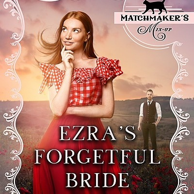 @christinesterling Ezra's Forgetful Bride (Matchmaker's Mix-Up #7) Link Thumbnail   Linktree