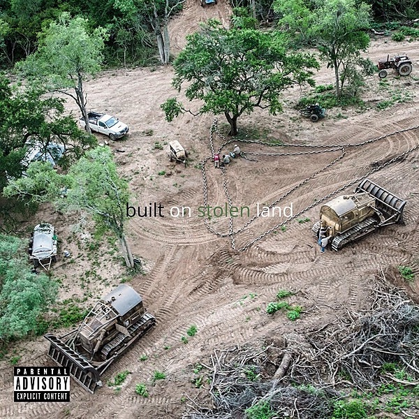 @Silasluster Built on Stolen Land The Album Link Thumbnail | Linktree