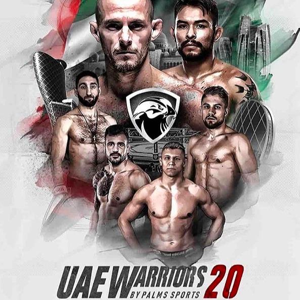 @MMATV UAE 20 - June 19th Link Thumbnail   Linktree