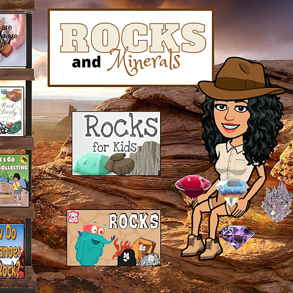 Miss Hecht Teaches 3rd Grade Rocks and Minerals Link Thumbnail | Linktree