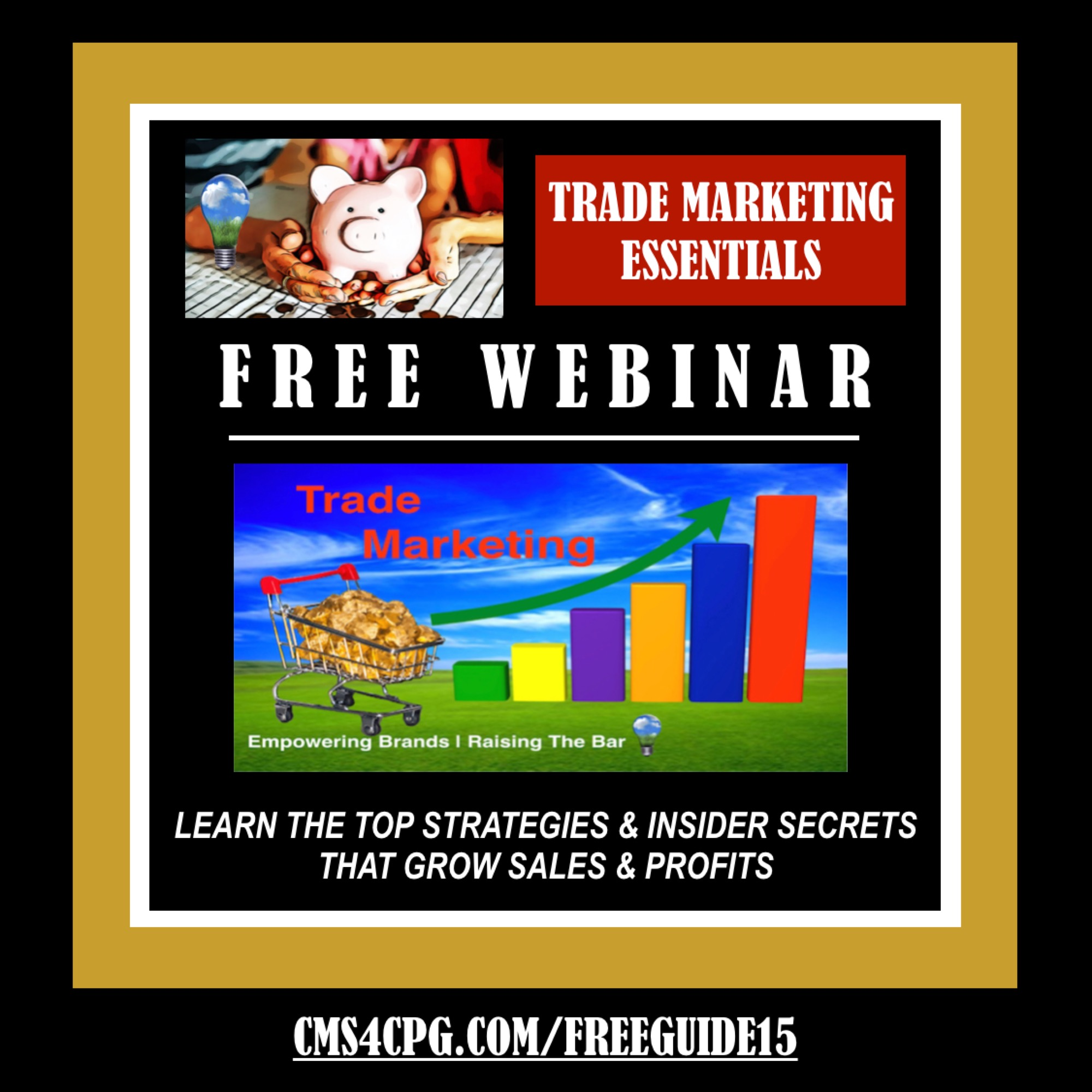 Brand Secrets And Strategies WEBINAR SERIES - Click here NOW to listen to these FREE informative videos & webinars! Link Thumbnail   Linktree