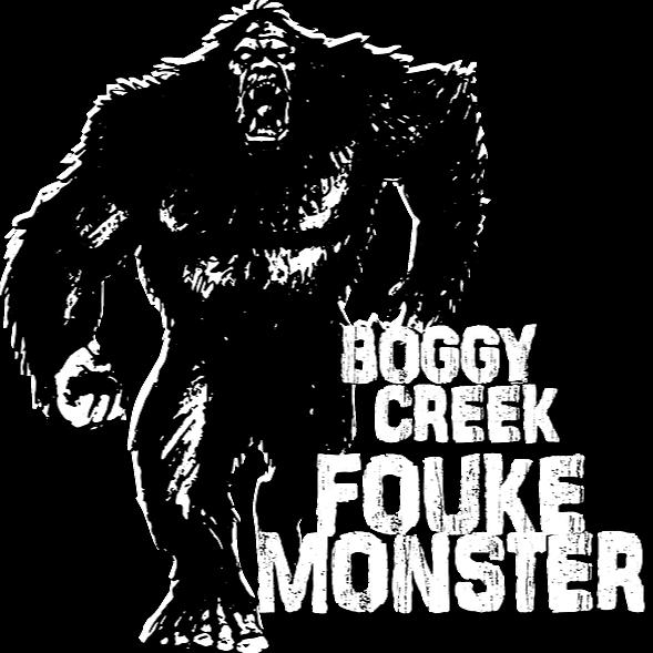 @NiteCallers Boggy Creek Fouke Monster Merch Link Thumbnail | Linktree