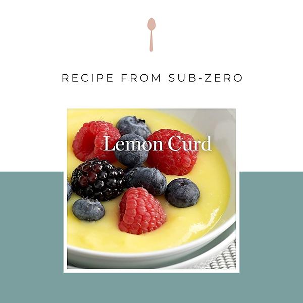 Keidel Lemon Curd Recipe Link Thumbnail | Linktree
