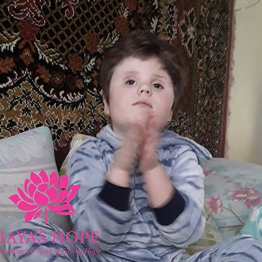 EEG, Diapers and Medicines for Olya