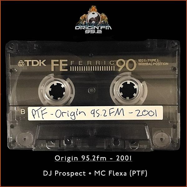 DJ Prospect & MC Flexa - Origin 95.2fm - 27 12 2001