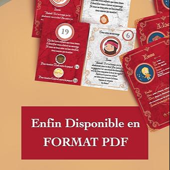 Escape Game Noël Format PDF