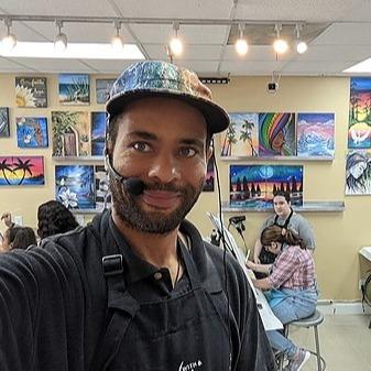Derrick R Kearney Book A Paint Party! Link Thumbnail | Linktree