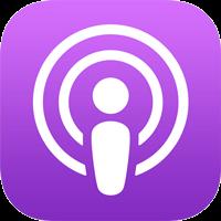 Democratize Work! Apple Podcast Link Thumbnail | Linktree