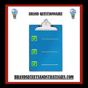 Brand Secrets And Strategies * QUESTIONNAIRE * This will really help you assess & identify key opportunities & proven strategies to grow your brand sales.  CLICK HERE now to download this Link Thumbnail   Linktree