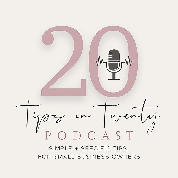 Tips in 20 Podcast (tipsin20podcast) Profile Image | Linktree