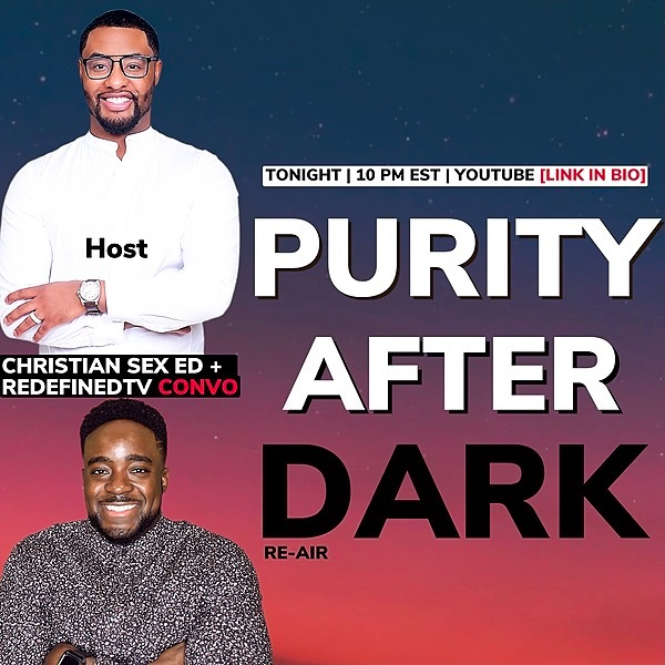 PURITY AFTER DARK + Q & A