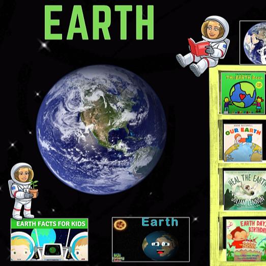 Miss Hecht Teaches 3rd Grade Earth Link Thumbnail | Linktree