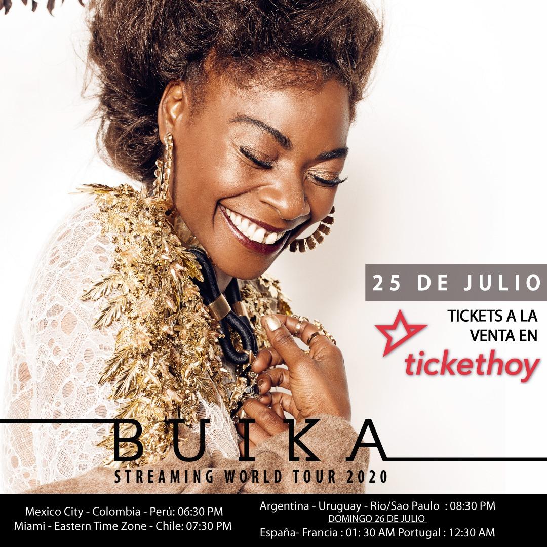 @Buika Profile Image | Linktree