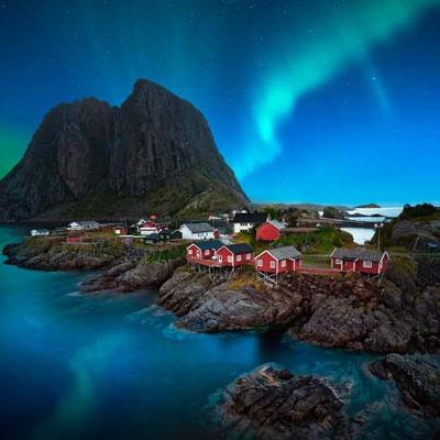 Kreuzfahrten-und-Weltreisen.de Nordlichter und Polarlichter Kreuzfahrt buchen Link Thumbnail | Linktree