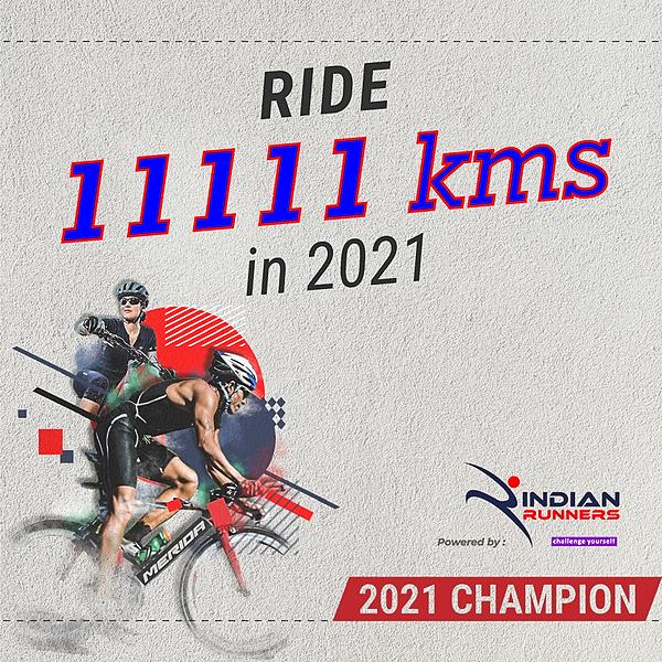 Indian Runners Ride 11111 Kms in 2021 Link Thumbnail   Linktree