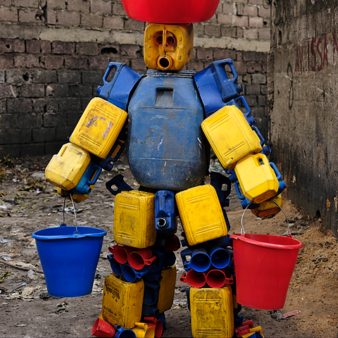 @guardian 'They call us bewitched': the DRC performers turning trash into art – photo essay Link Thumbnail   Linktree
