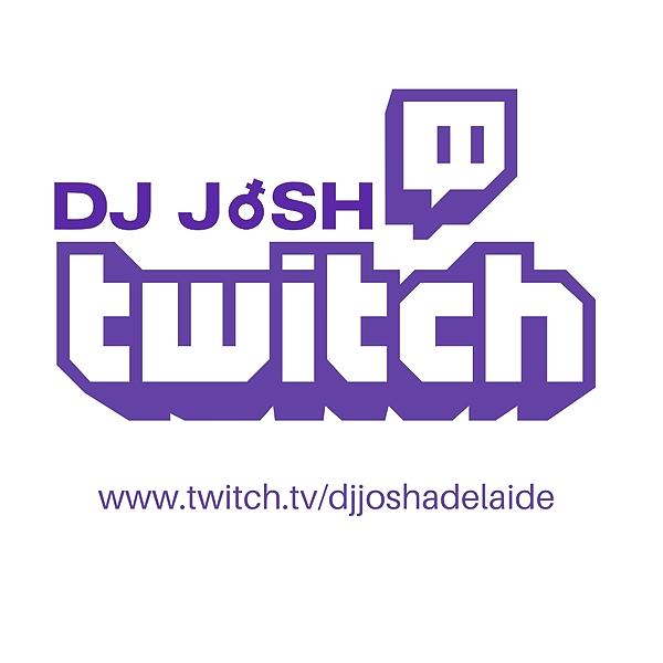 @djjoshadelaide TWITCH TV channel Link Thumbnail | Linktree