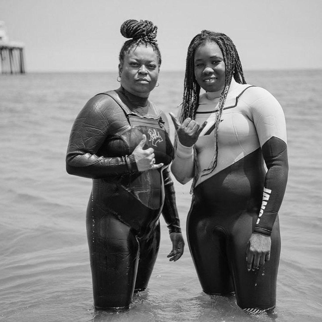 Activist Spotlight: Rhonda Harper & Black Girls Surf