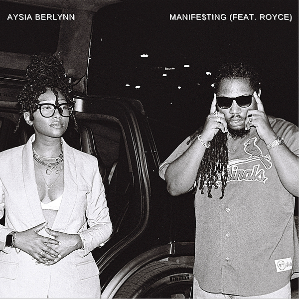 Aysia BerLynn Manife$ting (feat.Royce)  Link Thumbnail   Linktree