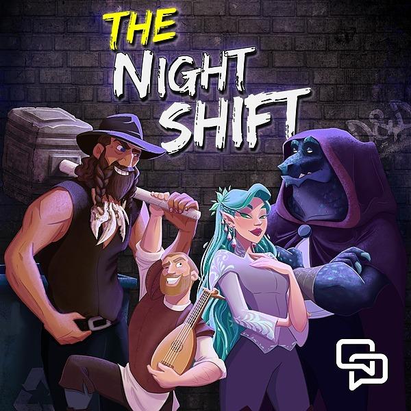 @TheNightShiftRPG Profile Image | Linktree
