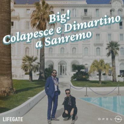 Marco Rip BIG! Colapesce e Dimartino a Sanremo // Audio-documentario (Lifegate Radio) Link Thumbnail | Linktree