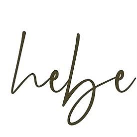 Hebe Beauty Bar (Hebeinjector) Profile Image | Linktree