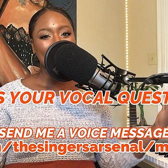 Ask a Vocal Question