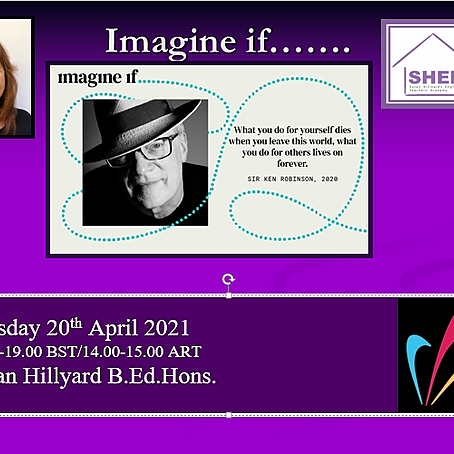 @ssnhillyard World Creativity and Innovation Week- Imagine if...... Link Thumbnail | Linktree