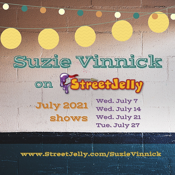 @suzievinnick Wainfleet Wed. Night @ StreetJelly.com - every Wed. @ 7pm EDT Link Thumbnail   Linktree