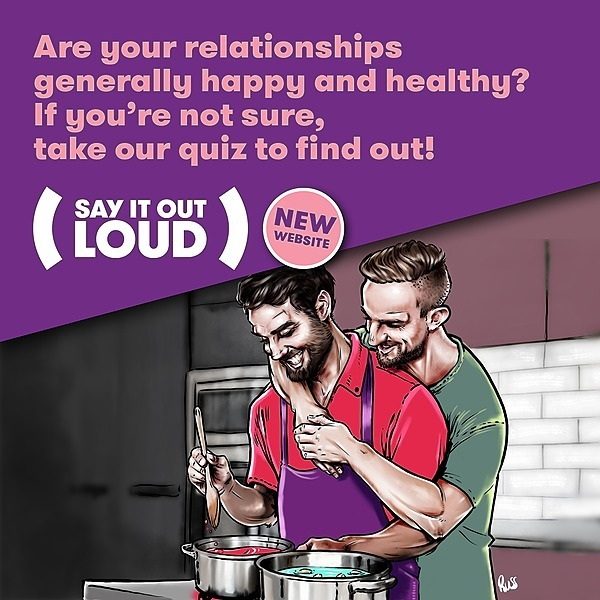 @ACONhealth Say It Out Loud Healthy Relationships Quiz Link Thumbnail   Linktree