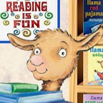 Llama Llama Library