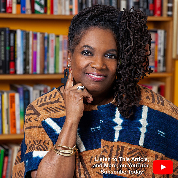 "Attorney Nkechi Taifa is on YouTube. Watch Her Read Her Latest Article, ""Of Terror and Promise,"" Written Especially for MLK Day."