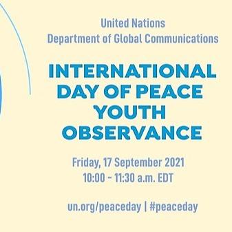 @rootsandshootsusa Dr. Jane Goodall for #InternationalDayofPeace Youth Observance Sept 17 Link Thumbnail | Linktree