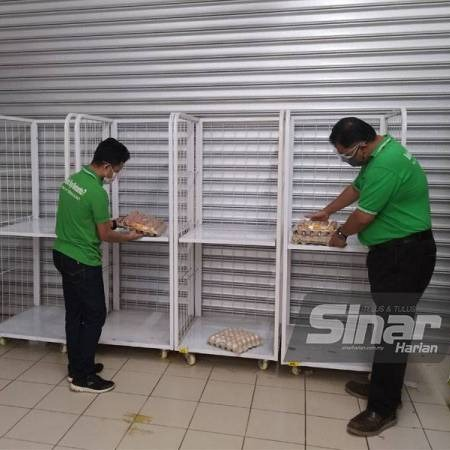 @sinar.harian Telur, beras, roti dan makanan kucing diserbu pelanggan Link Thumbnail | Linktree