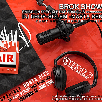 @brokshow Brok Show Spéciale Busta Flex - 18.06.2021  Link Thumbnail   Linktree