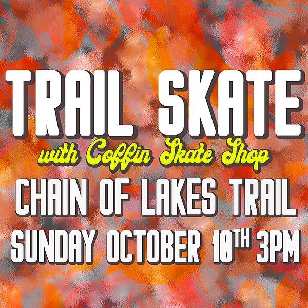 @coffinskateshop Chain of Lakes Trail Review - #TrailskateTuesday Link Thumbnail | Linktree