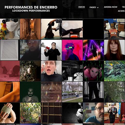 Performances de Encierro PERFORMANCES DE ENCIERRO Link Thumbnail | Linktree