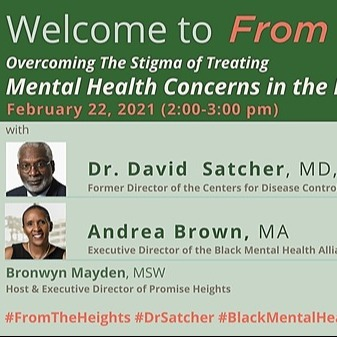 @promiseheights View Dr. Satcher's Video Link Thumbnail | Linktree